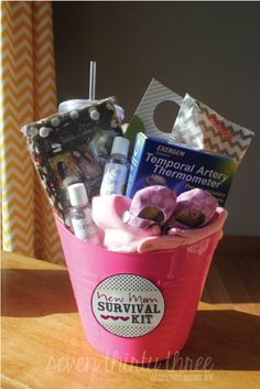 1A New Mom Survival Kit by www.733blog.com