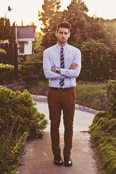 skinny tie