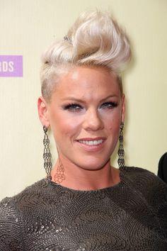 Singer Pink at the 2012 mtv awards - Bing Images