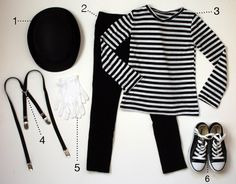 mime costumes for boys   mime costume supplies