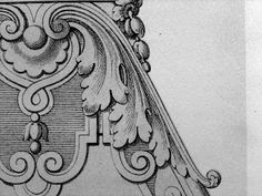 surface fragments: Ornament Drawings