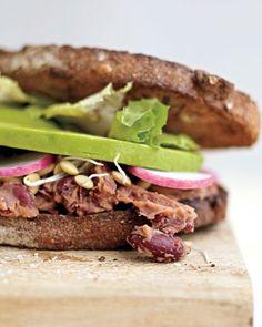 Chipotle-Avocado Sandwich Recipe