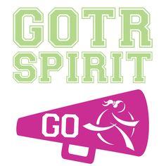 Do you have #GOTRSpirit?