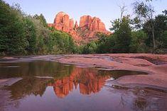 Sedona, Arizona  --- Cathedral Rock