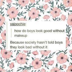 On make up