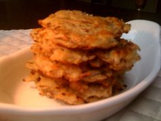 Vegan Sunchoke (Jerusalem Artichoke) and Potato Latkas  GF/CF/NF/SF/OF  FYI the recipe says 4 cups and it is missing the word grated Sunchoke. You can bake or sautee.