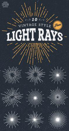 Free Light Rays