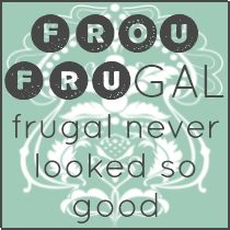 The Frou FruGAL rocks, rocks, rocks!!!