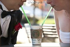 A Starbucks Wedding