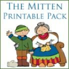 The Mitten Learning Printables