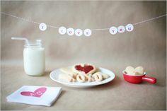 Do It Yourself Valentine Cookies