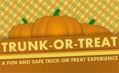 Trunk or treat...creationswap.com
