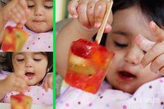 Frozen Fruit Pops   Skinnytaste