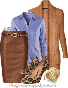 MANGO Long knitted cardigan
