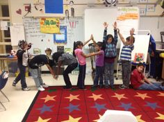 Active Spelling Games
