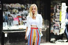 25 crop top styles and ideas