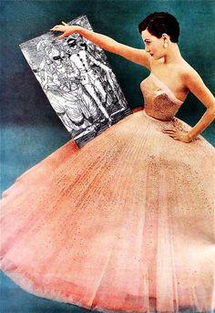 Christian Dior, 1950