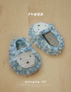 Sheep Baby Booties Crochet PATTERN, SYMBOL DIAGRAM (pdf) *Permission to sell finished items given*