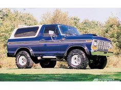 1978 Ford Bronco | 1978 Ford Bronco