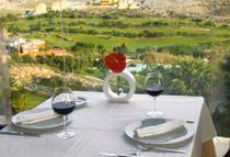 Vistas restaurante Vincci Selección Envía Almería Wellness & Golf 5* (Almería)