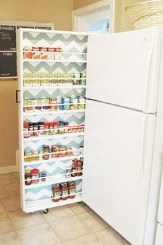 Storage ideas, for your new home.