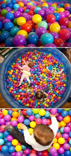 DIY Ball Pit