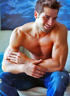 Use promo code OPEN15 today! Check it out...Tickle MY Pickle  #male #model #muscle #smile