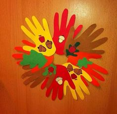 Cute kids craft for fall