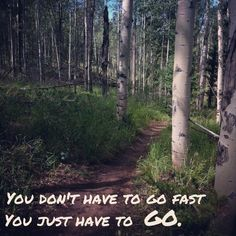 Trail running inspiration! ~ Re-Pinned by Crossed Irons Fitness