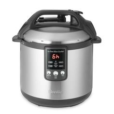 Breville Fast Slow Cooker #WilliamsSonoma