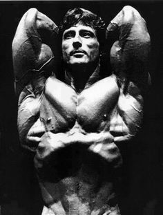 Old school Frank Zane. The original Train inZane or remain the same. #bodybuilding