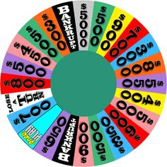 wheel of fortune - G & G liked this tv show.