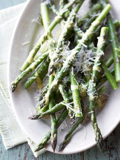 Try this quick and easy recipe for serving #asparagus.