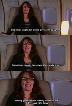 """You may want to keep your dying confessions to yourself:   The 50 Most Important Lessons Learned From """"30 Rock"""""""