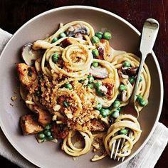 Chicken Spaghetti | Cookinglight.com
