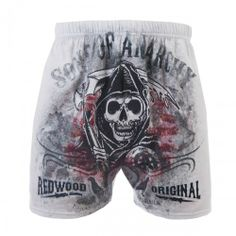 Sons of Anarchy Reaper Boxers