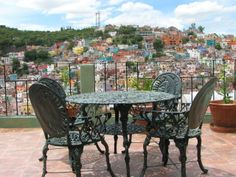 Our Guanajuato Accom - Delightful Casa With beautiful garden and a knock out view || Homeaway.com