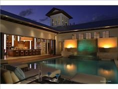 Wow, this is an amazing backyard and pool area.