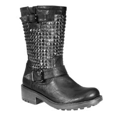 WANTED Motorcycle Boot www.wantedshoes.com