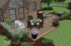Backyard Patio Ideas on a Budget | Patio Designs and Ideas