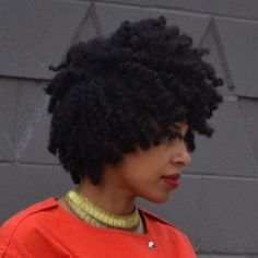 Loving this twist out
