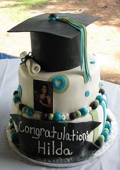 graduation picture ideas for boys | Graduation Cake Ideas and Pictures