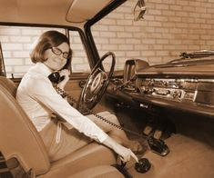The Car Phone during the 1970's-1980's