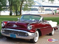 1957 Oldsmobile Convertible