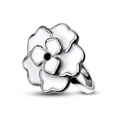 PIN IT TO WIN IT! White Flower : The perfect gift for that girl who loves her flowers. Make her day with a present from Blue Steel. $39.99  www.buybluesteel.com