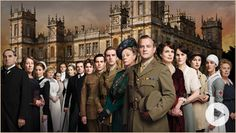 Downton Abbey - Masterpiece Theatre.  Finished season 1 this week and on to season 2.  Love this show.