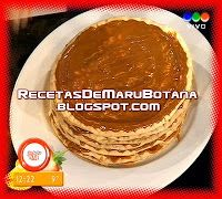 Recetas de Maru Botana: Receta de Torta Alfajor Santafesino de dulce de leche