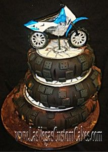 Totally diggin' this cake.