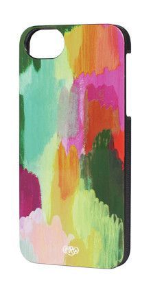 Paint Strokes iPhone Case // Leif