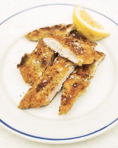 Jamie Oliver's Crunchy Garlic Chicken